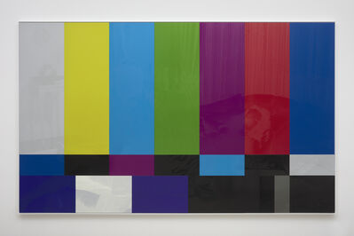 Hank Willis Thomas, 'Sundown (Color Bar)', 2019