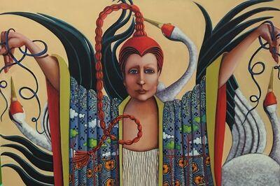 Judy Thompson, 'Dance With Cranes', 2018