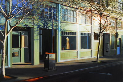 Glenn Ness, 'South Pasadena A.M.', 2015