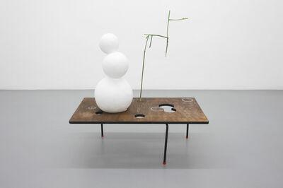Koenraad Dedobbeleer, 'Necessarily Involves Wandering', 2011