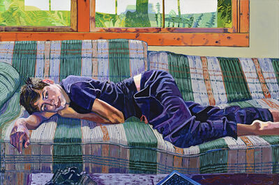 Elizabeth Chapin, 'Reluctant Odalisque', 2016