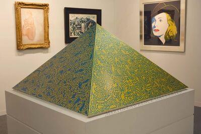 Keith Haring, 'Pyramid ', 1989