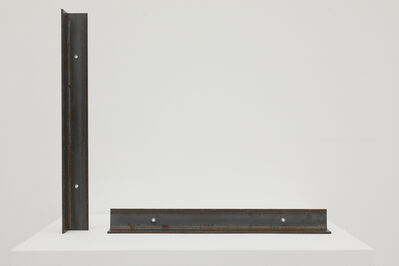 Noriyuki Haraguchi, 'L-shaped Horizontal and Vertical 1', 2019