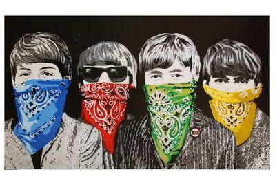 Mr. Brainwash, 'Beatles Bandito', 2012