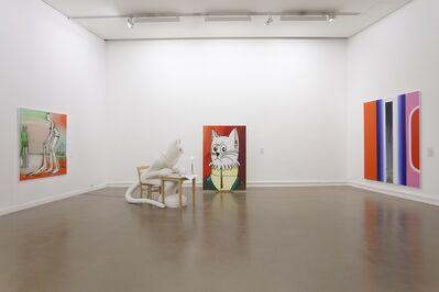 """Alain Séchas, 'Exhibition View """"Coup de Vent"""", Musée d'Art Moderne de la Ville de Paris', 2016"""