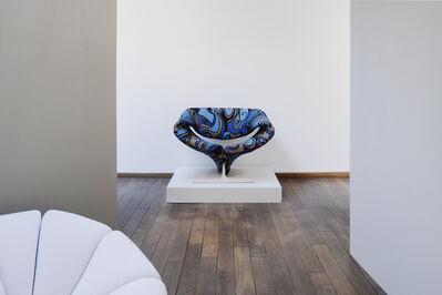 Pierre Paulin (1927-2009), 'Ribbon Chair', 1966