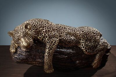 Nyoman Nuarta, 'Majestic Leopard', 2021