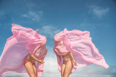 Honey Long & Prue Stent, 'Wind Form', 2014