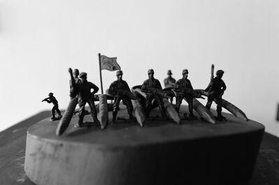 Nyein Chan Su, 'Toy Soldiers - Rake', 2014