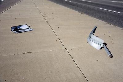 Dallas Parkins, Jr, 'Sign Down (Denver) #23', 2014