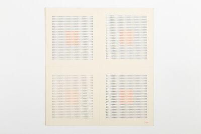 Tomaso Binga, 'Typecode (Tav. 5)', 1978