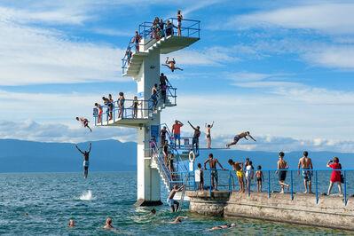 Joost Wensveen, 'Take the plunge', 2017