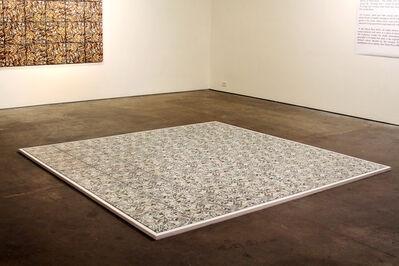 Leslie Lyons & JB Wilson, 'Dollars Tiles', 2014-2016