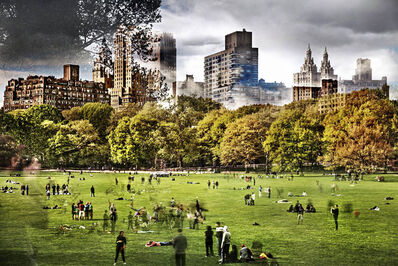 Nicolas Ruel, 'Central Park Variation (New York, USA)', 2010
