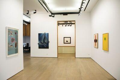 Manuel Rivera, 'Group show Los nombres de la pintura ', 2018