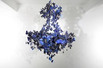 Jeroen Verhoeven, 'Virtue of Blue', 2010