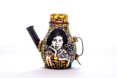 Roberto Lugo, 'To Disarm: Bell Hooks / Celia Cruz', 2020