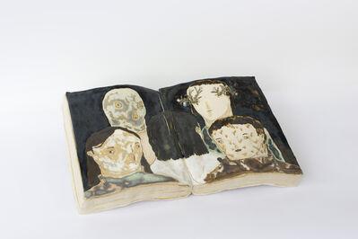 Wang Guan-Jhen, 'The Book You Can't Put Down–Face', 2019