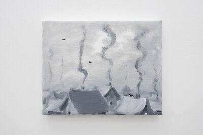 Hugo Pernet, 'Bats & cat', 2021