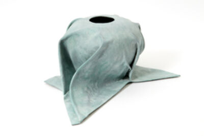 Jens Praet, 'Prototype 'Dressed Ware' vase', 2014