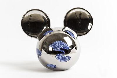 Li Lihong, 'Small Mickey - silver', 2013