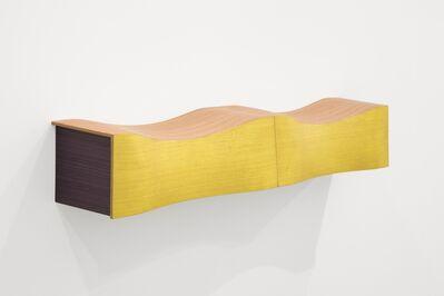 Martino Gamper, 'Back rest (sopra rosa) – Large', 2011