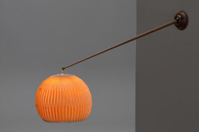 Peder Moos, 'Rare 'A Little of Everything' Adjustable Wall Light', designed 1947-executed 1955
