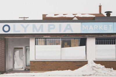 Mike Bayne, 'Olympia', 2019