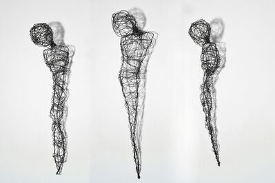 Dominique Duroseau, 'Voodoo Leeches (medium/large figures)', 2013