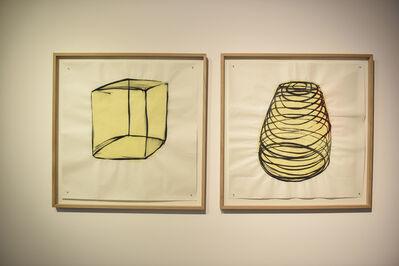Jene Highstein, 'Untitled (pair)', 2006