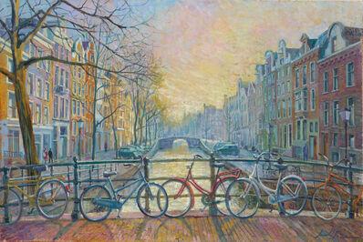 Juan del Pozo, 'Amsterdam Bikes', 2017