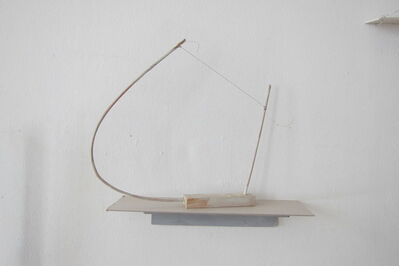 Inge Schmidt, 'gespanntes Stück', 2010-2019