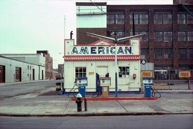 John Baeder, 'American', 1976