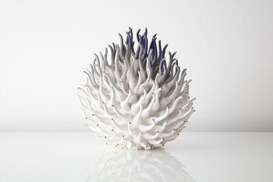 Eva Zethraeus, 'Platinum Tipped Lavender Sinuate Cluster', 2020