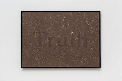 Hang Chunhui 杭春暉, 'Transparent Color-Truth', 2018