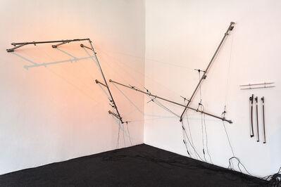 Felecia Chizuko Carlisle, 'StringPiece for a Right Angle', 2015