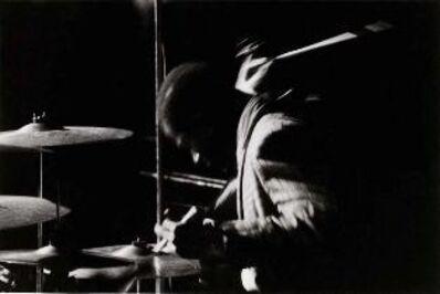 Hervé GLOAGUEN, 'Sonny Payne, Paris', 1963