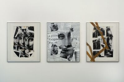 Malcolm Le Grice, 'After Leonardo / Under Leonardo / Behind Leonardo', 1984 (completed 1993 & 2002)