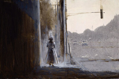 William Wray, 'Princess Walks', 2015