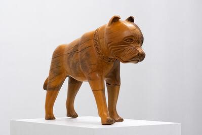 Anthony Olubunmi Akinbola, 'Aja (Dog)', 2021