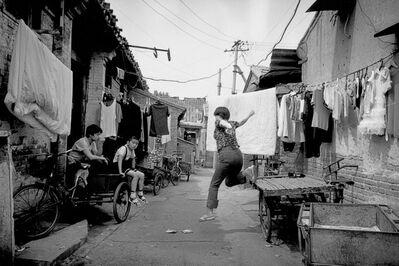 Li Jiangshu 李江树, 'Beijingpeiyinghutong', 2003