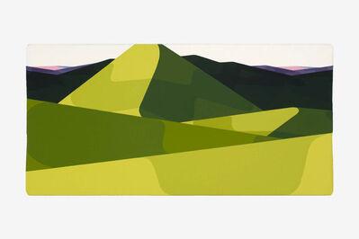 Albrecht Schnider, 'Landscape XII', 2011/2012