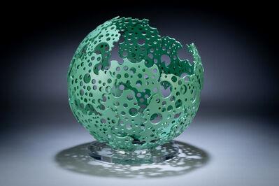 Michael Enn Sirvet, 'Verdigris Shadow Sphere'