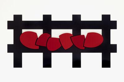 Mel Katz, 'Grid', 2018