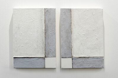 Pablo Rasgado, 'Arquitectura desdoblada (dos esquinas)', 2017