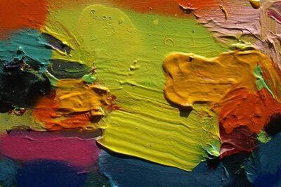 Harald Böhm, 'Abstraktes Bild PB307748 (Abstract Painting)', 2019