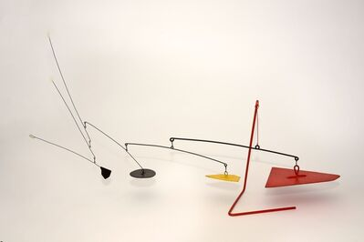 Alexander Calder, 'Cantilever', 1973