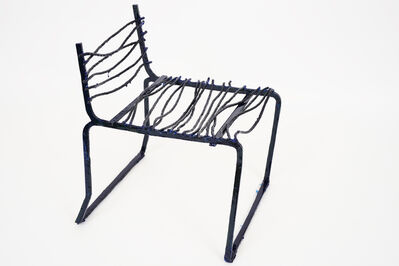 Jean-Pascal Flavien, ''I design your luxury death' Chair', 2019
