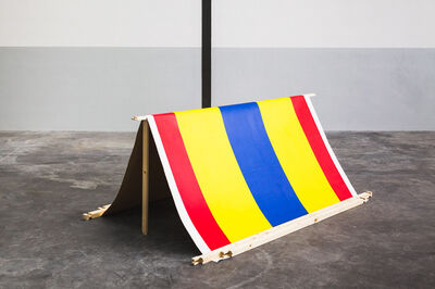 João Marçal, 'Wanda (Rainbow Valley)', 2014