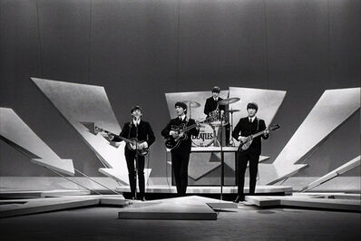 Harry Benson, 'The Beatles Ed Sullivan Show, New York', 1964